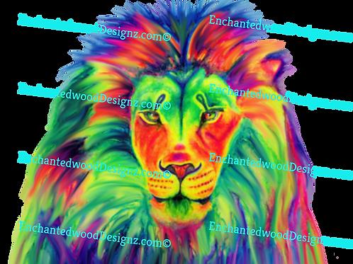 Vivid Lion