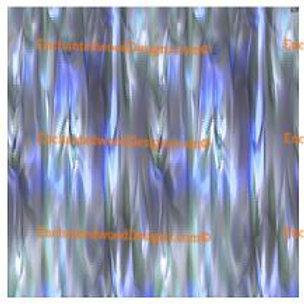 Blue Abalone Opal 12x12 Sheet
