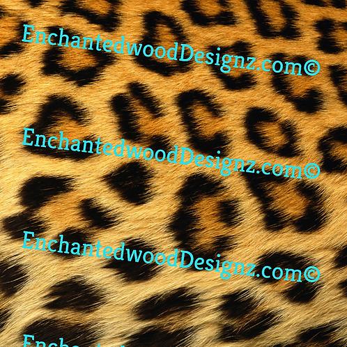 Animal Skin/Fur spotted Leopard 2