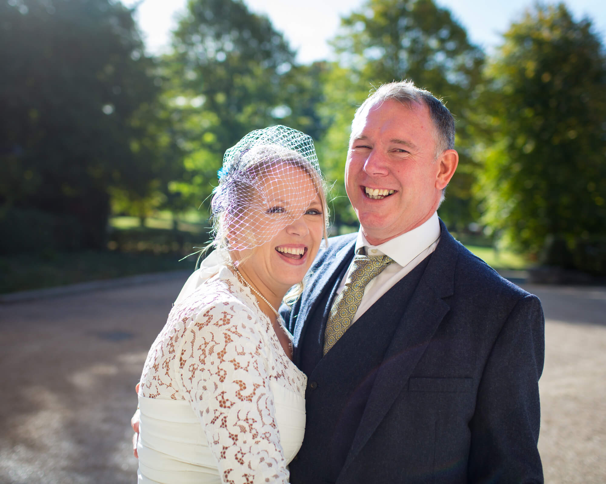 Wedding photography at Salisbury registry office, Wiltshire
