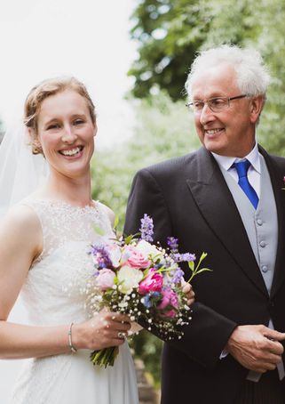 Bride and father, wiltshire wedding, salisbury wedding, wedding photographer, mark bastick photography