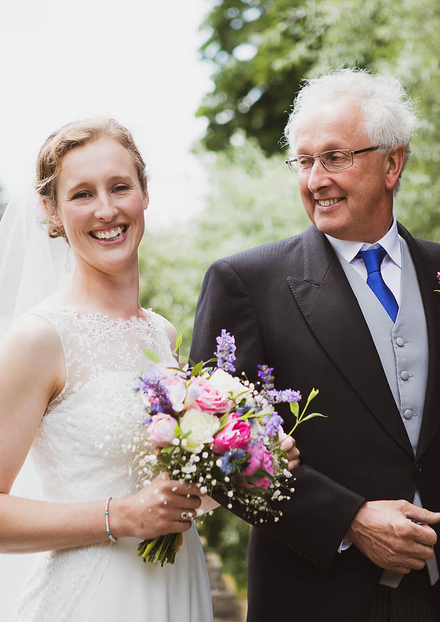 Bride and father, wiltshire wedding, salisbury wedding, wedding photographer, mark bastick photography