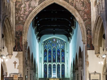 Sansara Choir concert at St Thomas's
