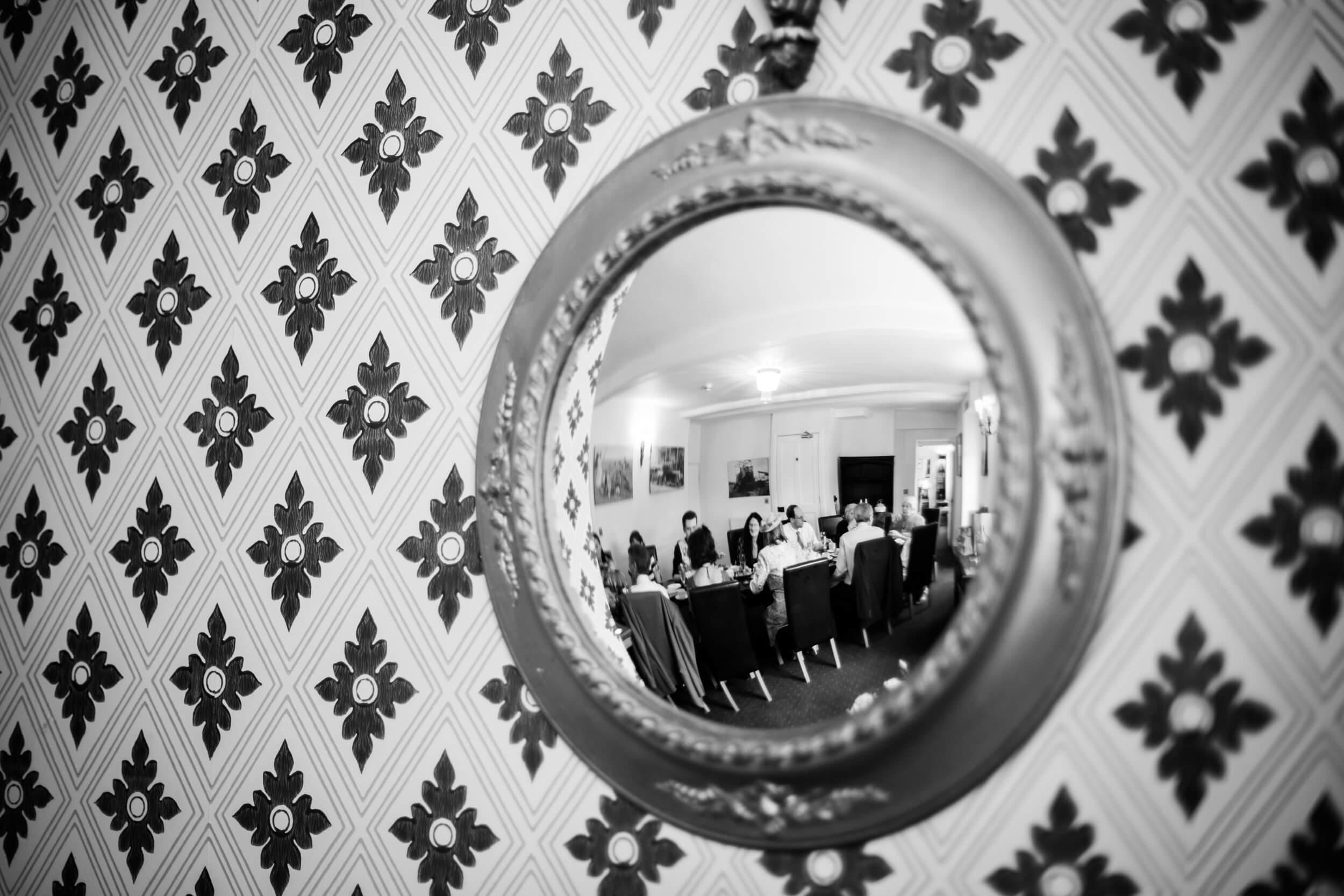 Salisbury wedding photographer, bride and groom at Rollestone Manor
