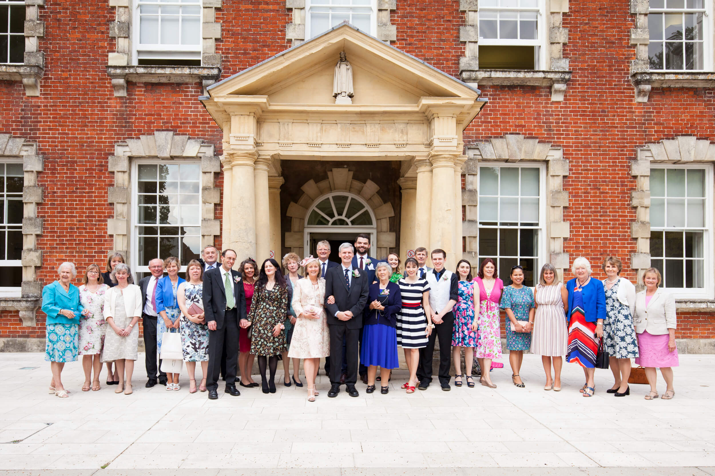 Wedding photography at Salisbury Registry office