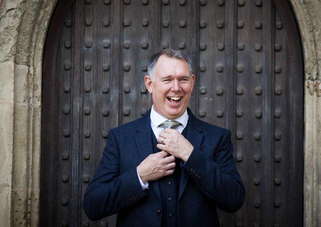Groom, salisbury wedding, wedding photographer, wiltshire wedding