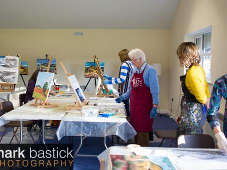 New Forest Art school website now live!