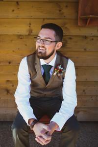 Salisbury Wedding Photographer, groom