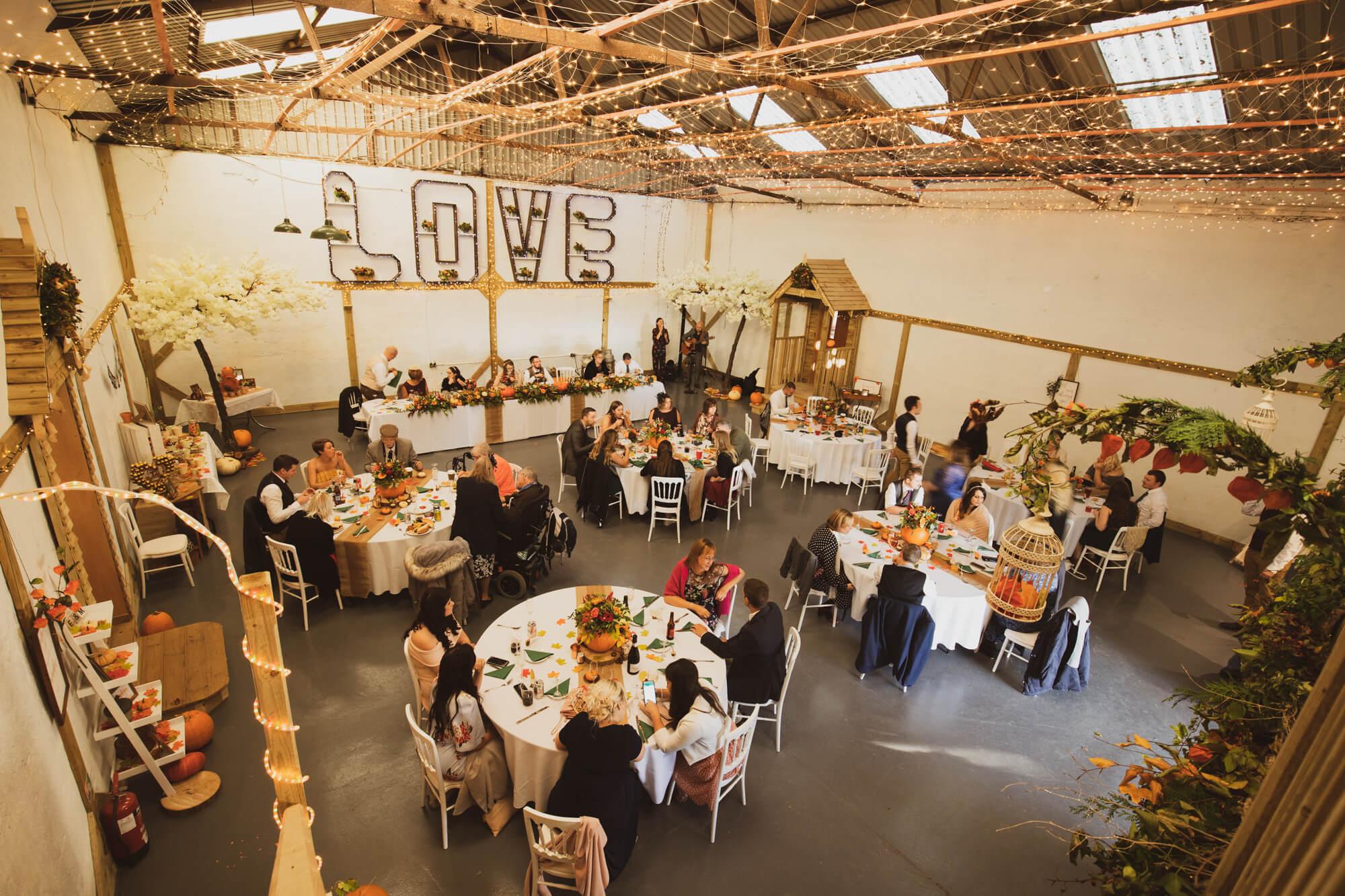Wedding at Cholderton Charlies Farm