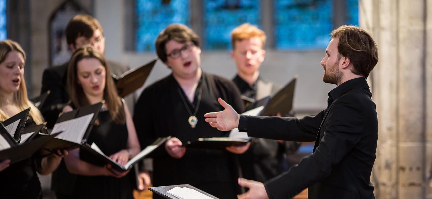 Sansara Choir, Salisbury commercial phot