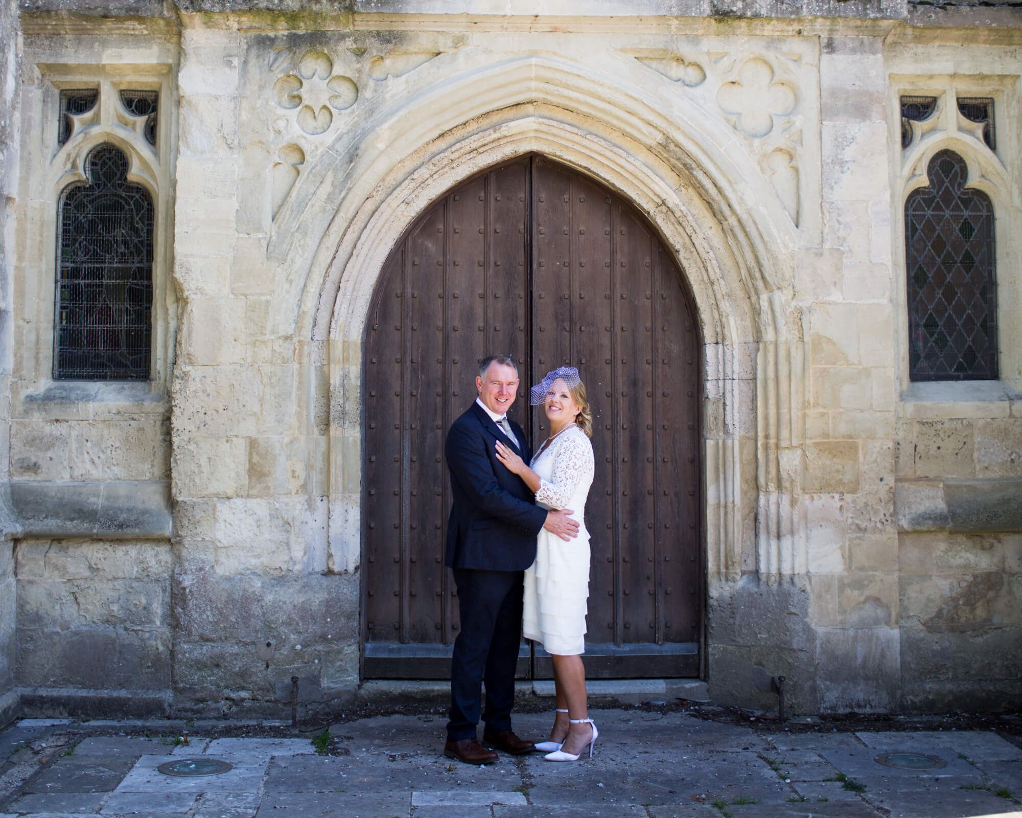 bride and groom, Wedding photography at Salisbury registry office, Wiltshire