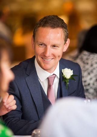 Wedding, guest, smile, salisbury wedding