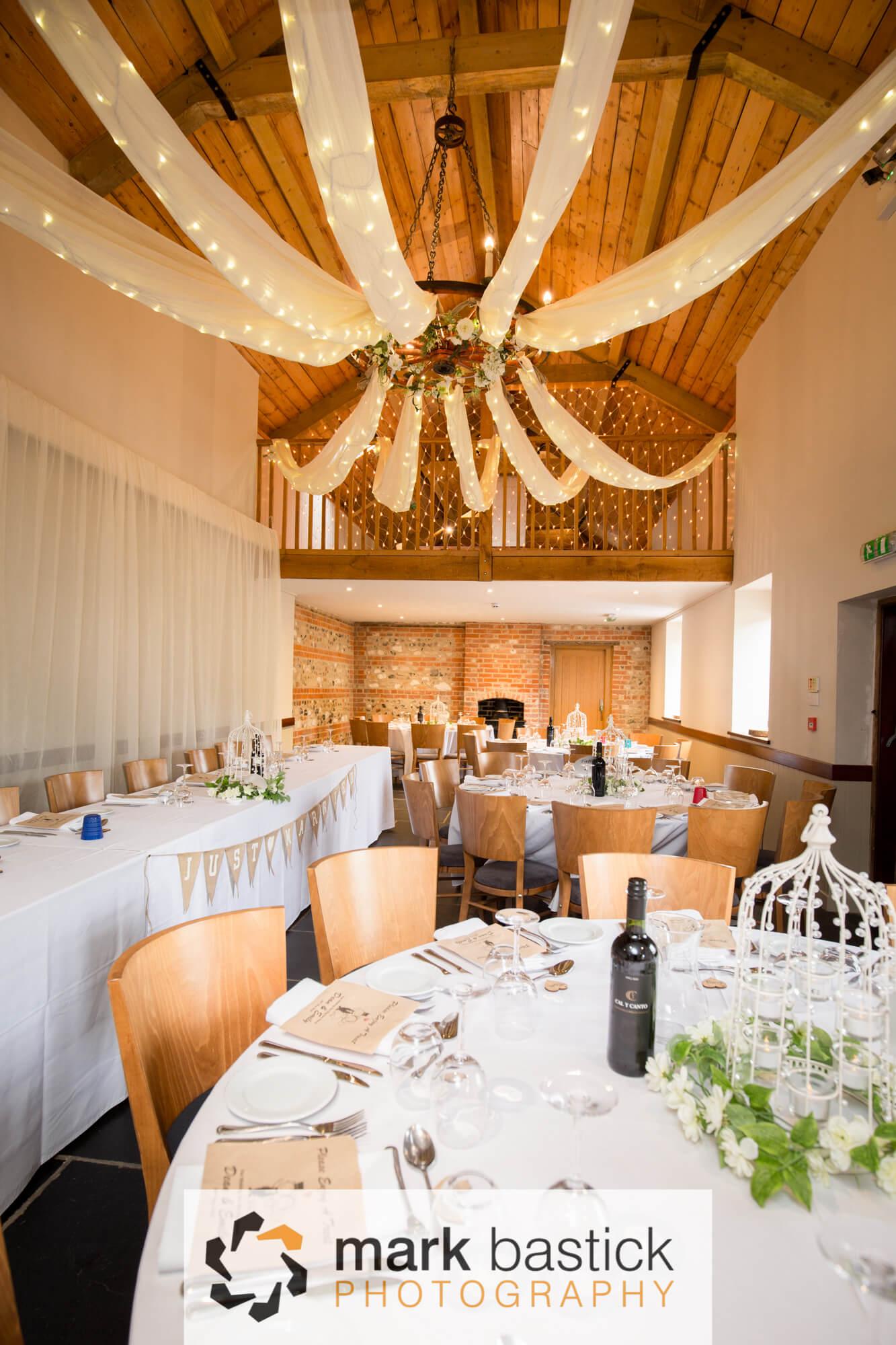 Manor Barn, wedding tables, Wiltshire