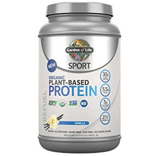 Garden of Life Organic Sport Protein