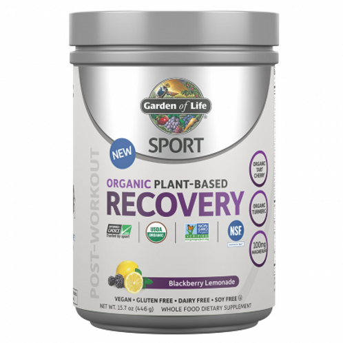 Garden of Life Sport Plant Based Recovery 446 g