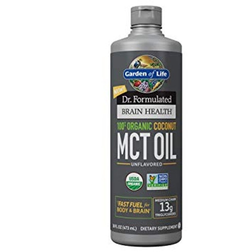 Garden Of Life MCT Coconut Oil