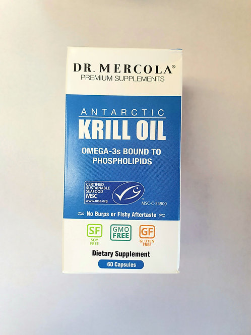 Dr. Mercola Krill Oil 60 Capsules