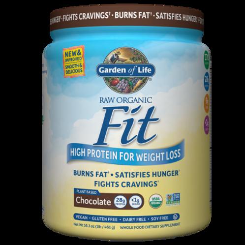 Garden of Life Raw Organic Fit Protein Powder