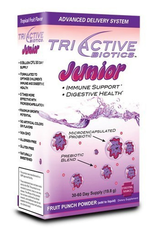 Tri-Active Junior Probiotics Mixture