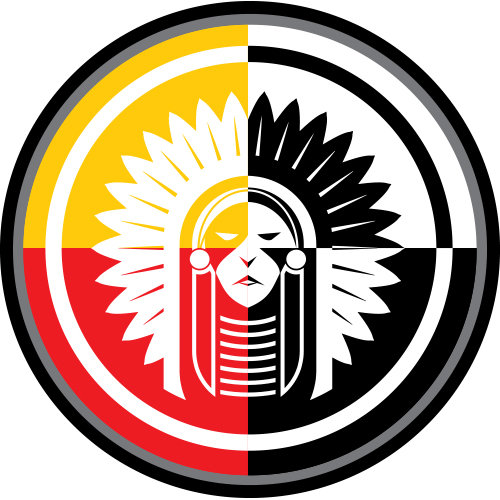 Intertribal Four Direction Decal