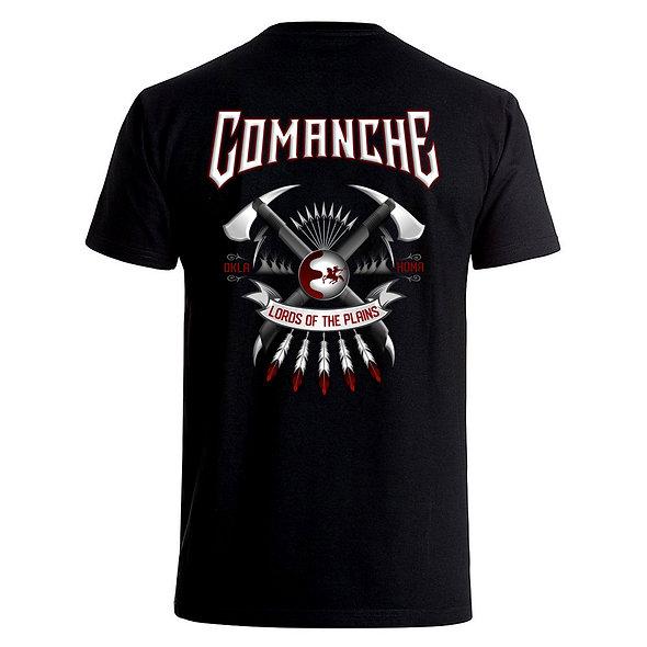 Comanche Two Hatchet