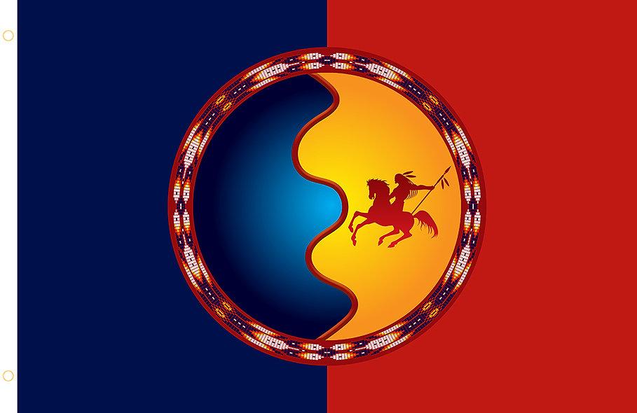 Comanche Flag