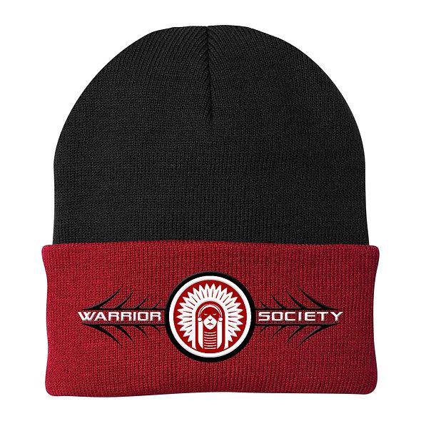 Warrior Society Chiefhead
