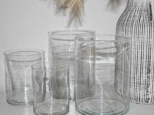 Assorted Sizes Candle Holders