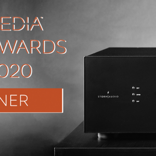 Storm Audio ISP 24 MK2 awarded Best New Hardware