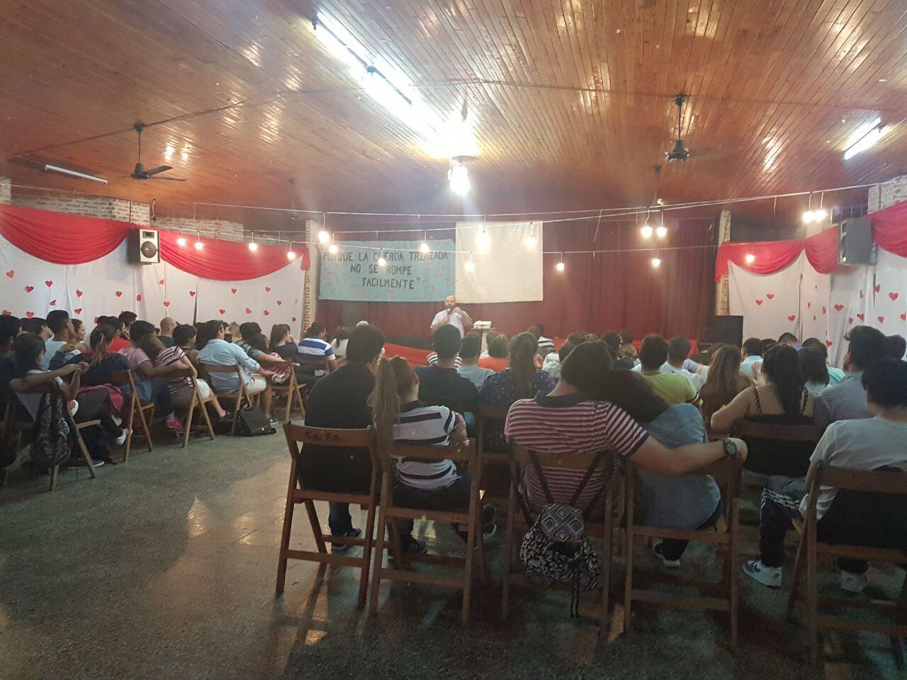 Encuentro de Novios