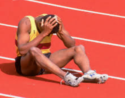 Athlete Injuries - Build yourself- physically and mentally