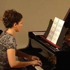 רונה הברמן - פסנתר