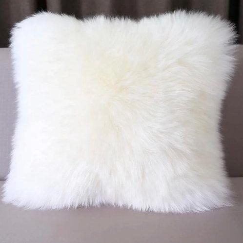 Sheepskin Fur Pillow