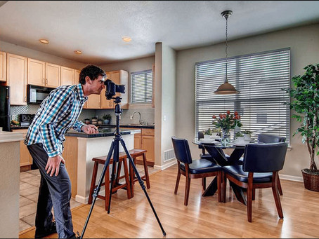 Sellers: 5 tips on how to prepare for professional photography of your home