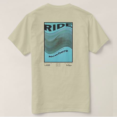 Limited Edition Ride Nowhere earth