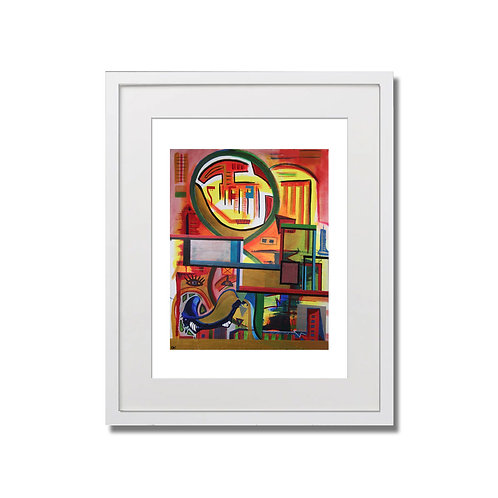"Infinite Variety - 12""x16"" -  Limited Edition Signed Print with Frame"