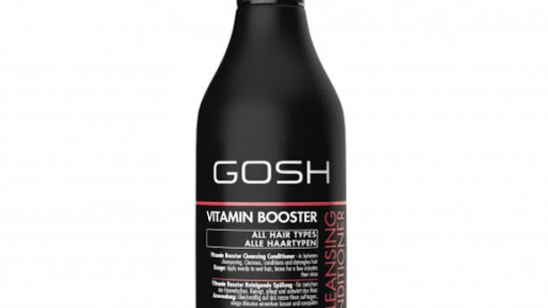 GOSH Кондиционер для волос Vitamin Booster Cleansing Conditioner 450ml
