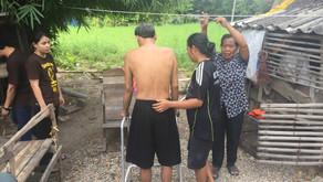 2017年10月 タイ活動 デイケア&訪問リハビリ指導