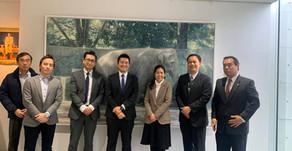 【タイ】在東京タイ大使館への訪問(2回目)
