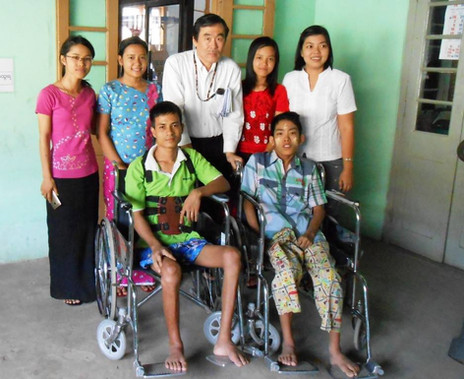 Myanmar Project
