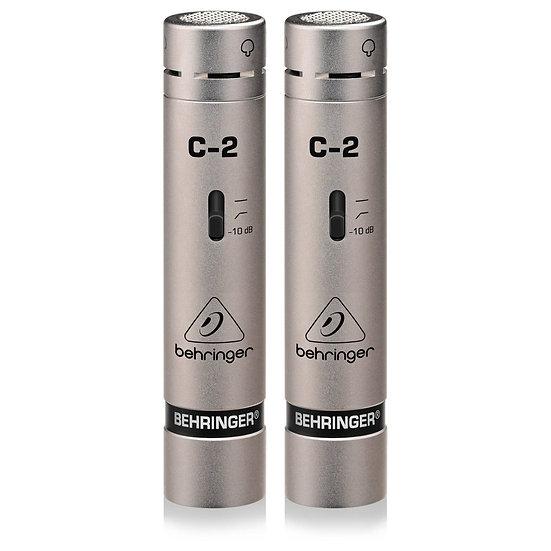 Behringer C2 Pair