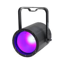 LEDJ 100W COB Par UV