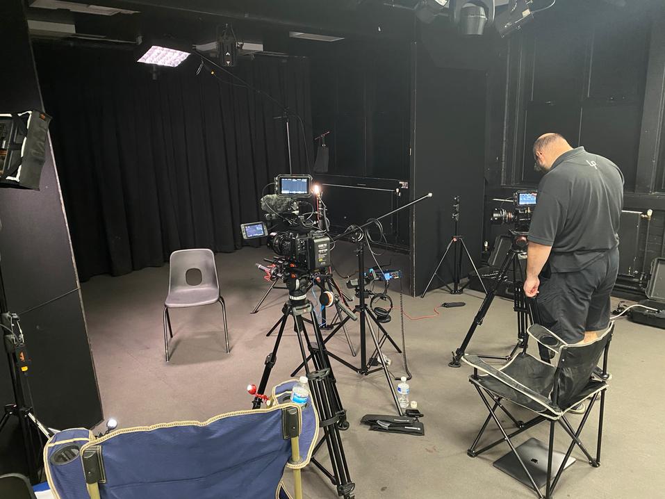 Hidden Histories - Interview Studio