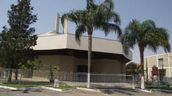 Igreja - Colônia Dom Pedro II