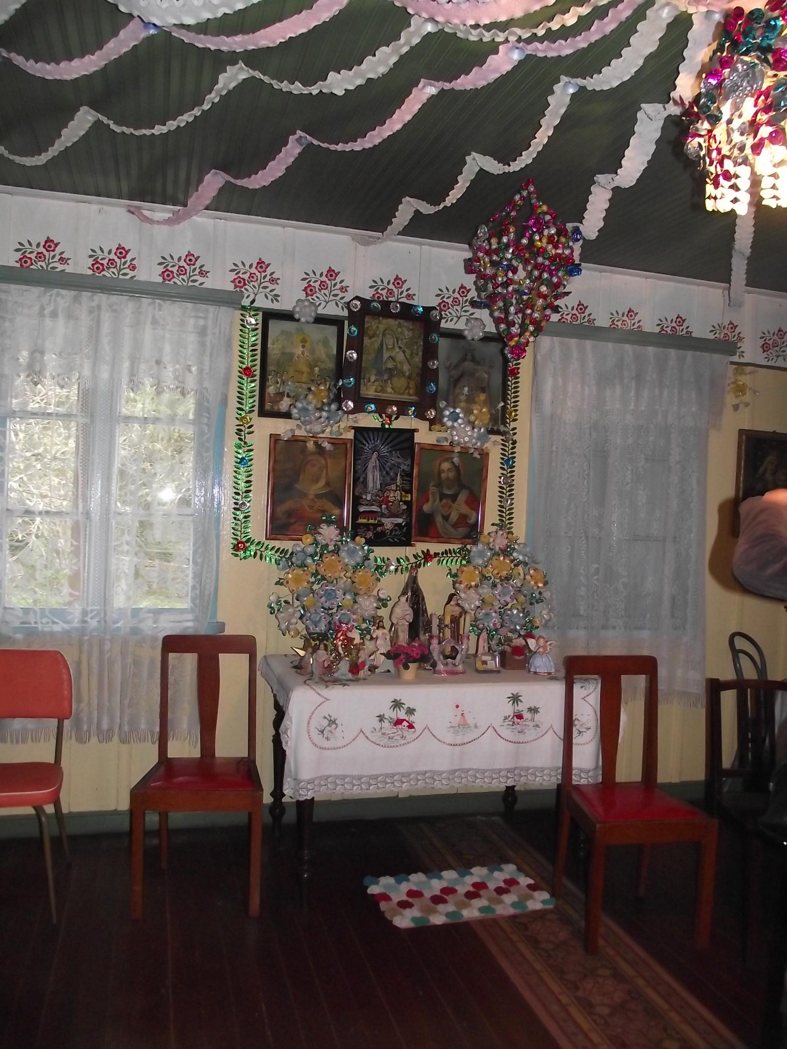 Altar de orações