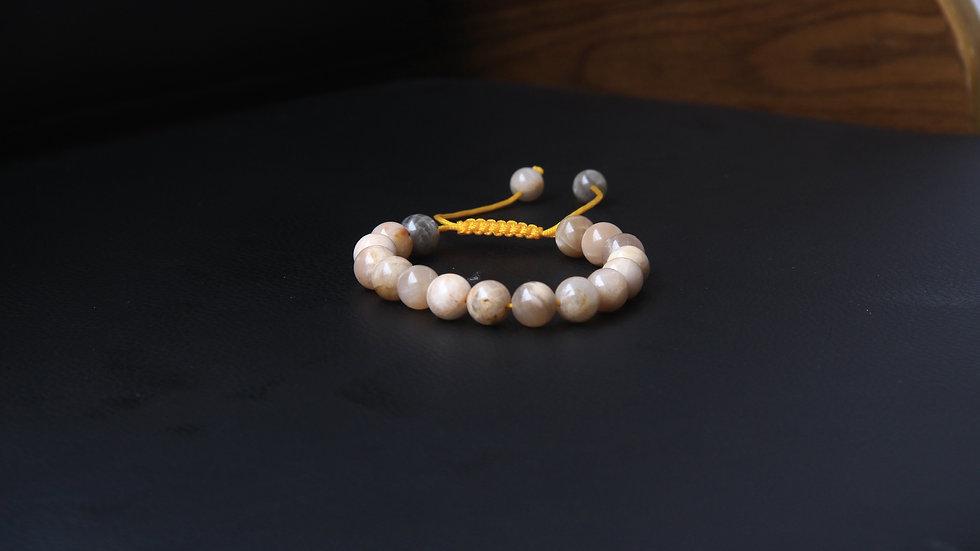 Bracelet à pierre de Soleil