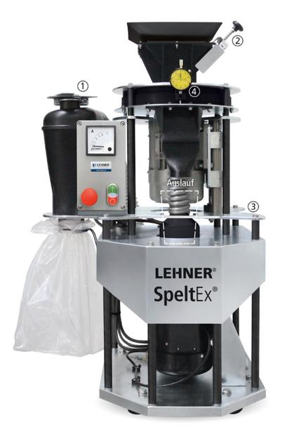 NEU: Laborentspelzer SpeltEx®