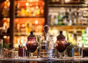 Luxury Hotel Bar