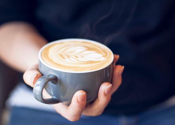 Stunning Latte Art Coffee