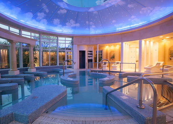 Luxury Hotel Spa